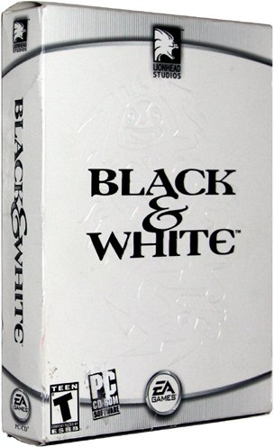 Black & White [PC Game]