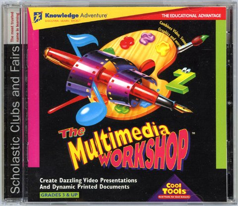 The Multimedia Workshop [Hybrid PC/Mac Game]