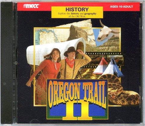 The Oregon Trail II [Hybrid PC/Mac Game]
