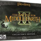 The Lord of the Rings: The Battle for Middle-Earth II - Collector's Edition [PC Game]