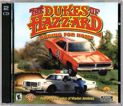 The Dukes of Hazzard: Racing for Home [PC Game]