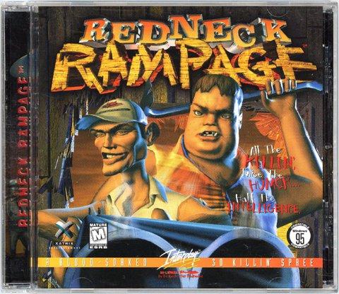 Redneck Rampage [Jewel Case] [PC Game]