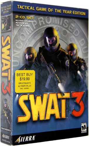 SWAT 3: Tactical Game of the Year Edition [PC Game]