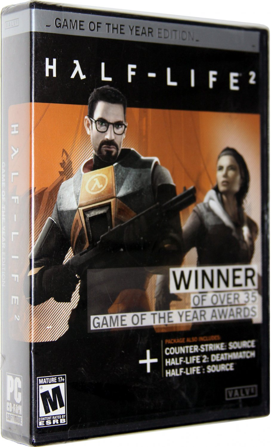Half-Life 2: Game of the Year Edition [PC Game]