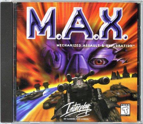 M.A.X.: Mechanized Assault & Exploration [PC Game]