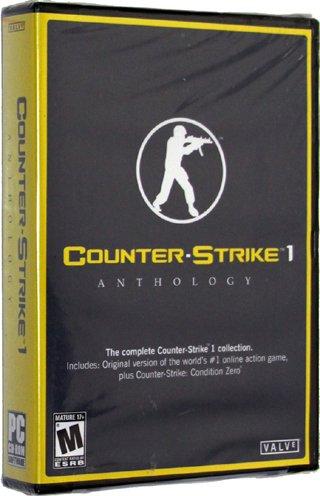 Counter-Strike 1 Anthology [PC Game]