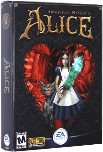 American McGee's Alice [PC Game]