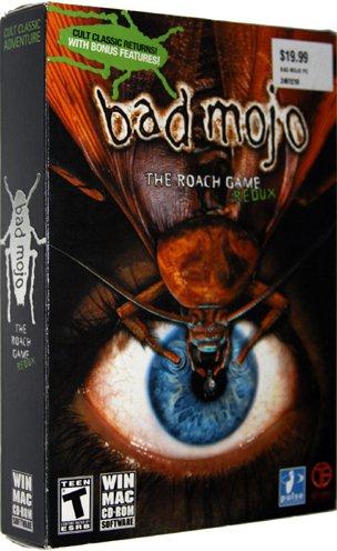 Bad Mojo: The Roach Game Redux [Hybrid PC/Mac Game]