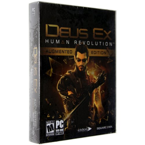 Deus Ex: Human Revolution - Augmented Edition [PC Game]