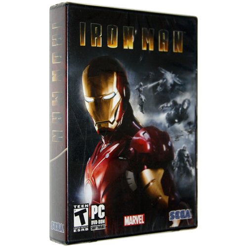 Iron Man: The Official Videogame [PC Game]