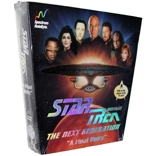 Star Trek: The Next Generation - A Final Unity [Mac Game]