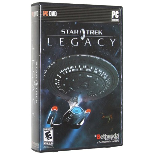 Star Trek: Legacy [PC Game]