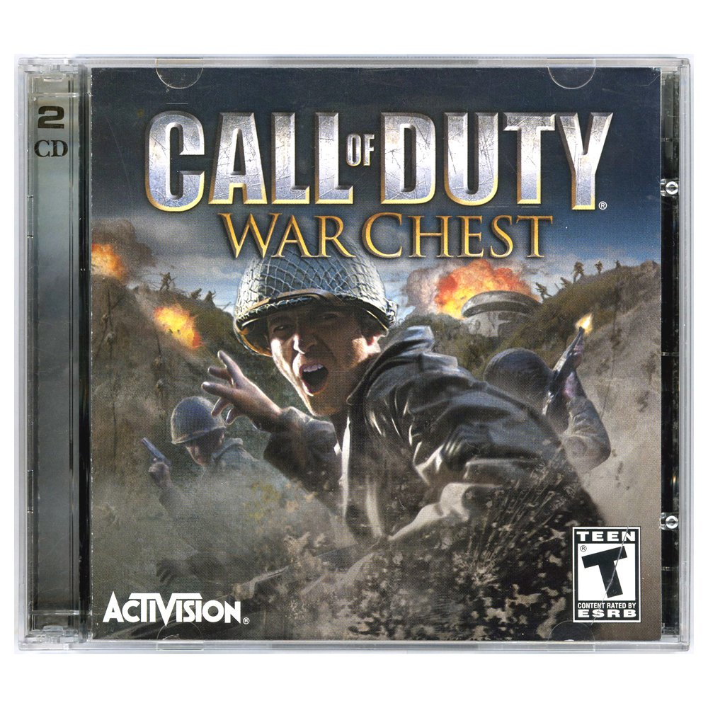 Call of Duty Warchest [PC Game]