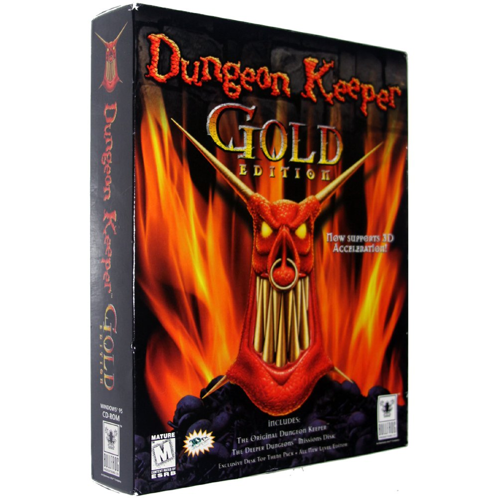 Dungeon Keeper: Gold Edition [PC Game]