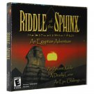 Riddle of the Sphinx: An Egyptian Adventure [PC Game]