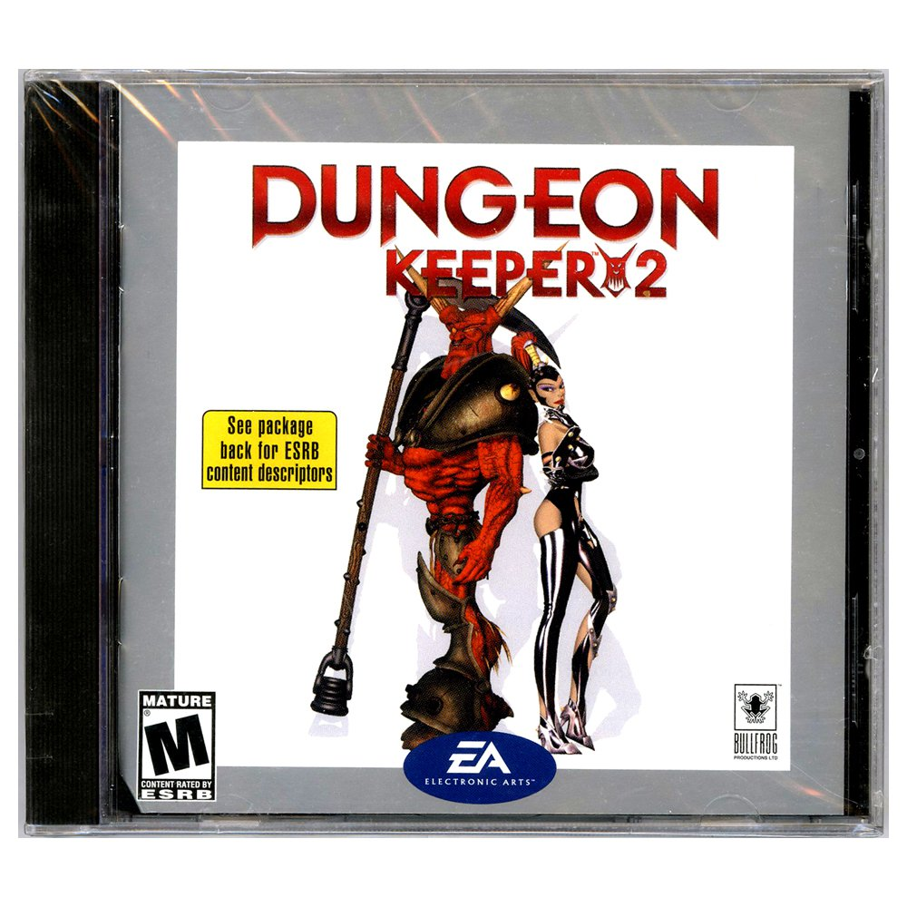 Dungeon Keeper 2 [Jewel Case] [PC Game]