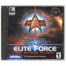 Star Trek Voyager: Elite Force [Jewel Case] [PC Game]