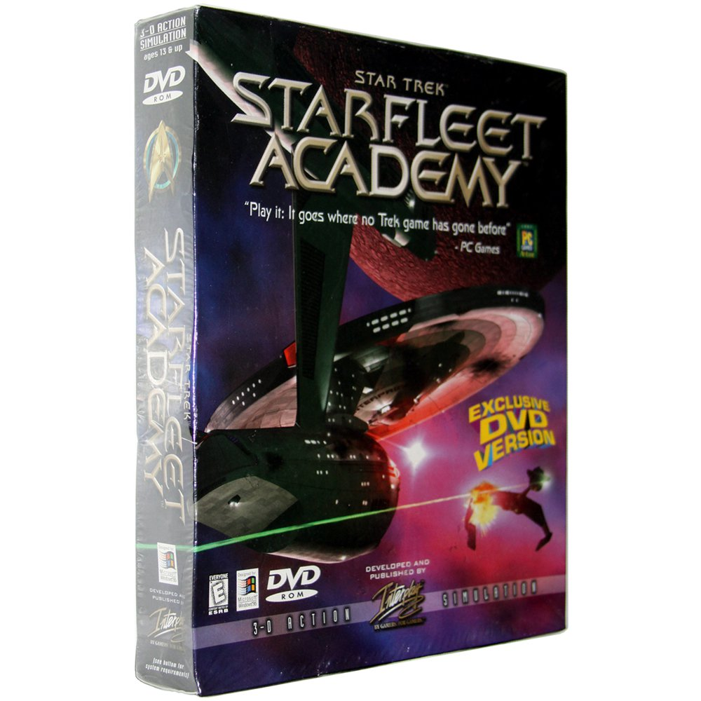 Star Trek: Starfleet Academy [DVD-ROM] [PC Game]