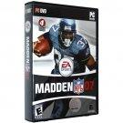 Madden NFL 07 [PC Game]