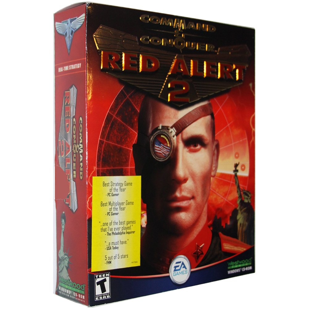 Command & Conquer: Red Alert 2 [PC Game]