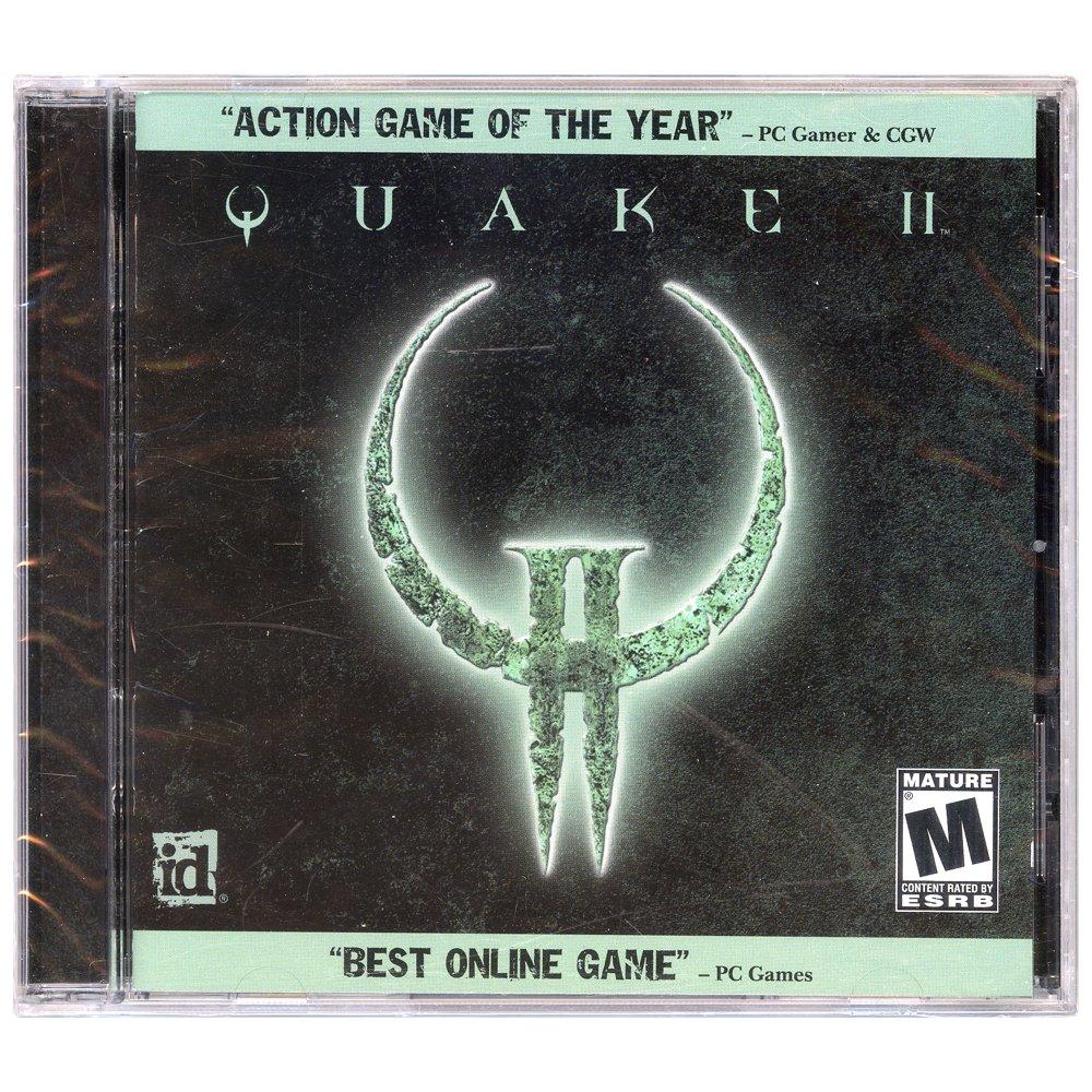 Quake II [Jewel Case] [PC Game]