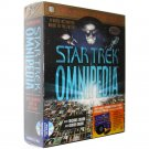 Star Trek: Omnipedia - Premier Edition [Hybrid PC/Mac Game]