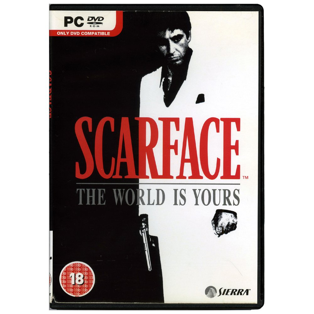 Scarface: The World is Yours [PC Game]