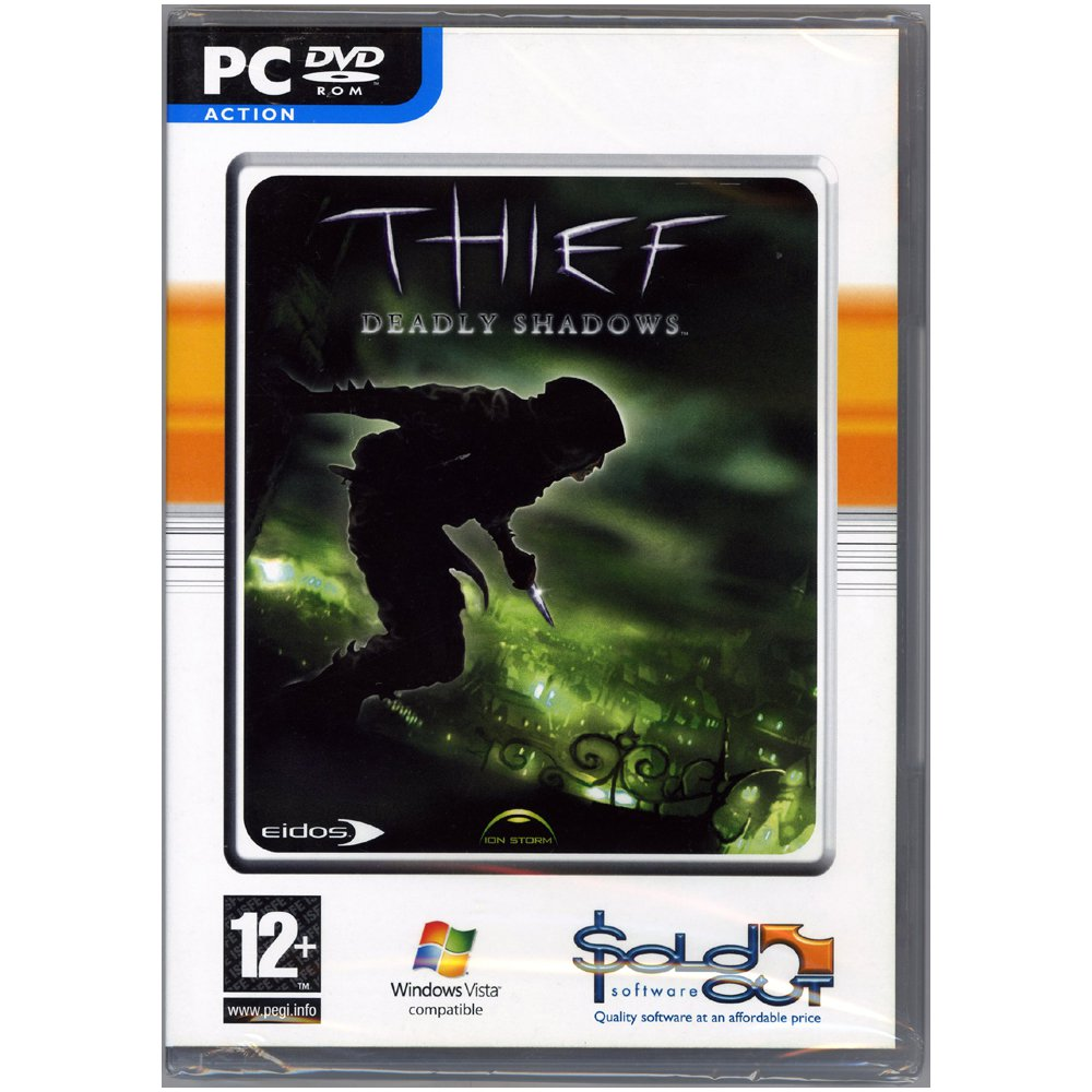 Thief 3: Deadly Shadows [PC Game]
