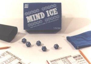 MIND ICE - Math Dice Game - complete, original, sealed