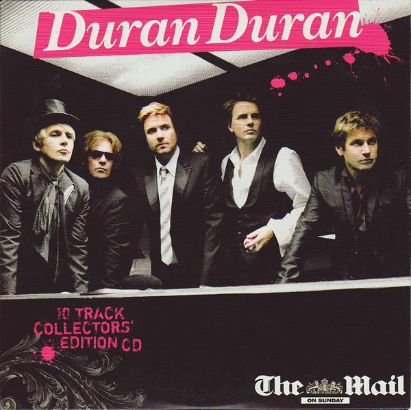 duran duran 10 track collectors edition cd the essential