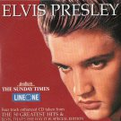 Elvis Presley The Sunday Times sampler(Heartbreak Hotel;Return To Sender;Love Letter;Suspicious Mind