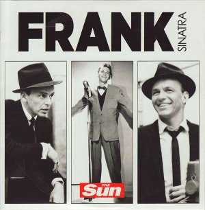 Frank Sinatra -The Sun (promo Sinatra�s hits:Come Fly With Me;Lady Is A Tramp;Fools Rush In;All Of