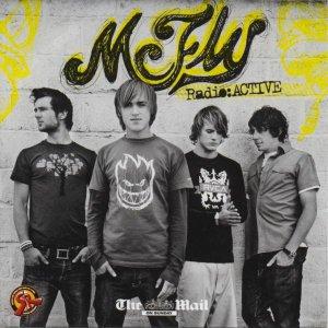 McFly - Radio:ACTIVE (promo CD album)