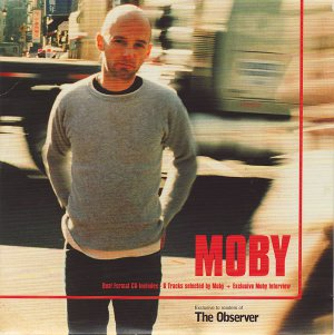 Moby - Selected By Moby (promo CD album)