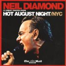 Neil Diamond - Hot August Night / NYC (The Mail on Sunday essential collection of greatest hits live