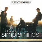 Simple Minds - Live Volume 2 (promo CD album)