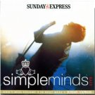 Simple Minds - Live Volume 1 (promo CD album)