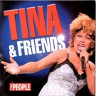 Tina Turner & Friends (The People promo Come Together; Nutbush City Limits; River Deep Mountain High