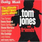 Tom Jones and Friends - The Ultimate Christmas Party Album! (promo CD comp. of hits & duets)
