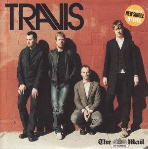 Travis - Singles, Live Material and Best of the Rest* (promo CD compilation, includes My Eyes)