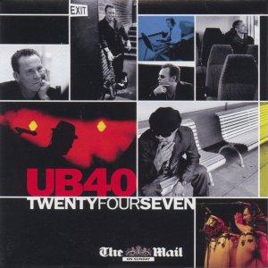 UB40 - TwentyFourSeven (promo CD album)