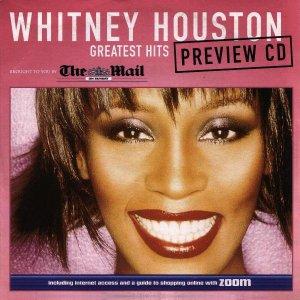 Whitney Houston - Greatest Hits (promo 'Preview CD' album sampler)