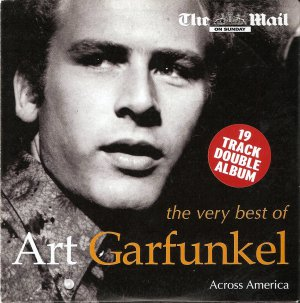 Art Garfunkel Across America Part One (1) - Simply The Very Best Of (promo CD comp. inc Bright Eyes)