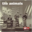 [Eric Burdon &] The Animals -Legends(Daily Mirror best of 60's promo CD inc House of the Rising Sun)
