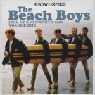 The Beach Boys Live Volume One (Vol. 1) - At Knebworth 1980 (promo CD compilation)