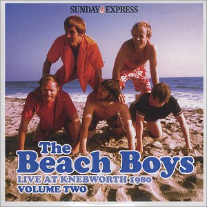 The Beach Boys Live Volume Two (Vol. 2) - At Knebworth 1980 (promo CD compilation)