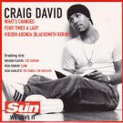 Craig David - We Love It (The Sun promo CD to promote Slicker Than Your Average)