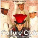 Culture Club - Greatest Hits Vol 1 (The Sunday Express Volume One essential/best of collection plus