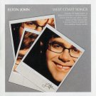 Elton John - West Coast Songs (promo CD sampler +Tiny Dancer; I Don't Wanna Go On With You Like That