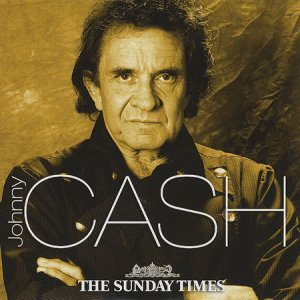 Johnny Cash The Sunday Times(country legend best of/greatest hits promo I Walk the Line;There you go